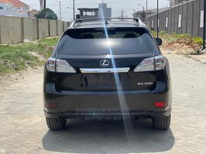 Lexus RX 2010 350 Black   Cars for sale in Lagos State, Lekki