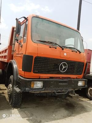 MERCEDES Tipper 1622 | Buses & Microbuses for sale in Lagos State, Apapa