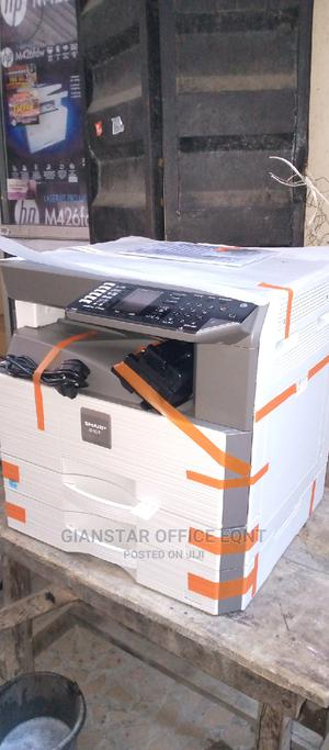 Sharp Black and White Digital Photocopy Machine | Printers & Scanners for sale in Lagos State, Ojo