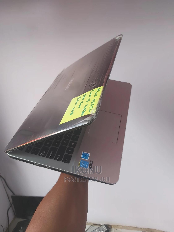 Archive: Laptop Asus X555LA 6GB Intel Core I5 HDD 500GB