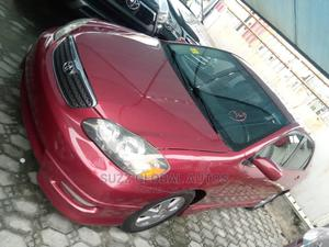 Toyota Corolla 2007 LE Red   Cars for sale in Lagos State, Lekki