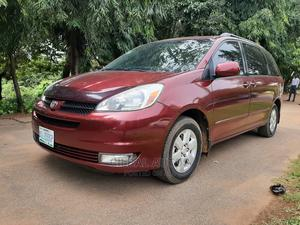 Toyota Sienna 2004 Red | Cars for sale in Abuja (FCT) State, Garki 2