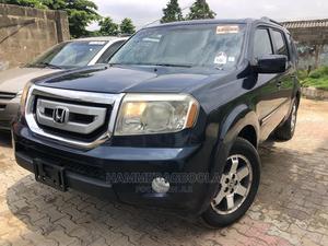 Honda Pilot 2010 Blue | Cars for sale in Lagos State, Ikeja