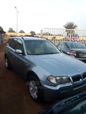 BMW X3 2008 2.0i Silver | Cars for sale in Kwara State, Ilorin West