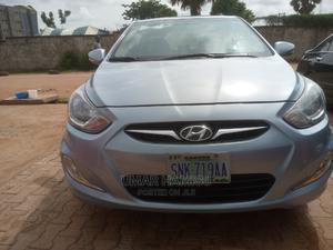 Hyundai Accent 2013 Blue | Cars for sale in Kaduna State, Kaduna / Kaduna State