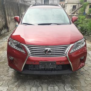 Lexus RX 2010 350 Red | Cars for sale in Lagos State, Lekki