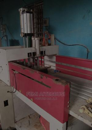 T-Shirt Nylon Punching Machine   Manufacturing Equipment for sale in Oyo State, Ibadan