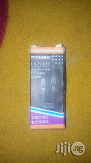 Yongnuo Studio Flash Pc Sync Cable | Accessories & Supplies for Electronics for sale in Lagos State, Ikeja