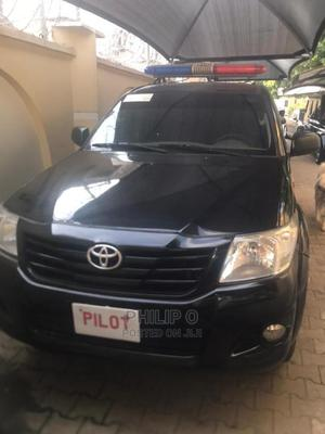 Toyota Hilux 2012 2.0 VVT-i Black | Cars for sale in Abuja (FCT) State, Katampe