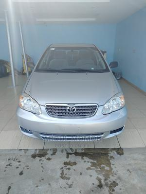 Toyota Corolla 2004 1.4 D Automatic Gray   Cars for sale in Lagos State, Surulere
