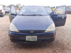 Ford Focus 2005 1.8 Blue | Cars for sale in Abuja (FCT) State, Gudu
