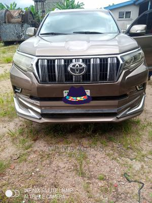 Toyota Land Cruiser Prado 2019 VXR Brown   Cars for sale in Delta State, Warri