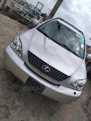 Lexus RX 2007 350 Silver | Cars for sale in Osun State, Osogbo