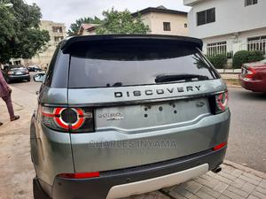 Land Rover Discovery 2016 Green   Cars for sale in Abuja (FCT) State, Garki 2