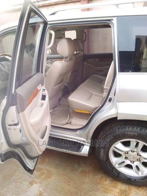 Lexus GX 2005 470 Sport Utility Silver | Cars for sale in Lagos State, Alimosho