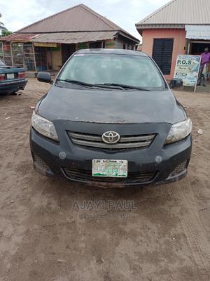 Toyota Corolla 2010 Gray   Cars for sale in Lagos State, Agbara-Igbesan