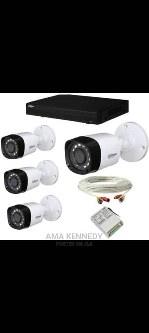 Hikvision Camera and Recording Machine. | Security & Surveillance for sale in Abuja (FCT) State, Garki 1