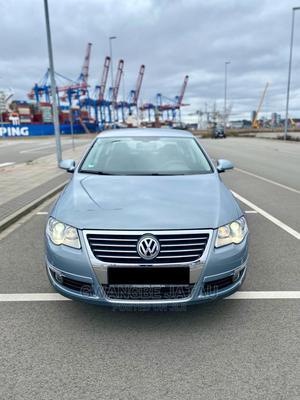 Volkswagen Passat 2010 1.8 TSI Highline Blue | Cars for sale in Lagos State, Apapa