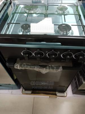 Midea 4 Burners Standing Gas Cooker - Oven   Kitchen Appliances for sale in Lagos State, Lekki