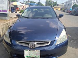 Honda Accord 2005 Blue | Cars for sale in Lagos State, Ikeja