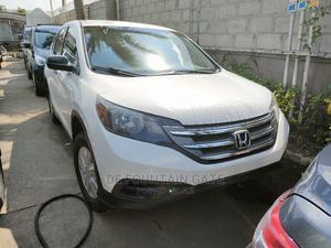 Honda CR-V 2013 White | Cars for sale in Lagos State, Ogba