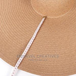 New Oversized Beach Hats 25CM Wide Brim Holiday Cap   Clothing Accessories for sale in Lagos State, Surulere