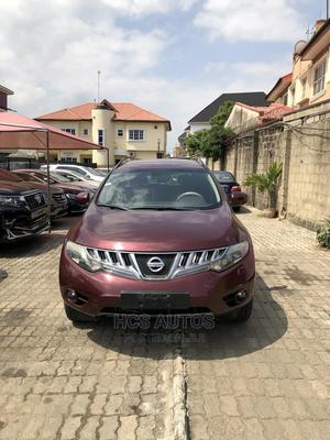 Nissan Murano 2010 SL Red   Cars for sale in Lagos State, Magodo
