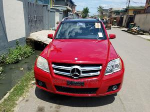 Mercedes-Benz GLK-Class 2011 350 4MATIC Red   Cars for sale in Lagos State, Surulere