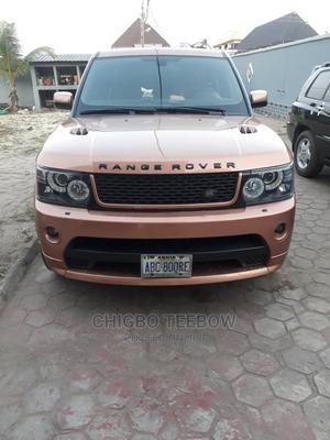 Land Rover Range Rover 2009 Brown | Cars for sale in Lagos State, Amuwo-Odofin