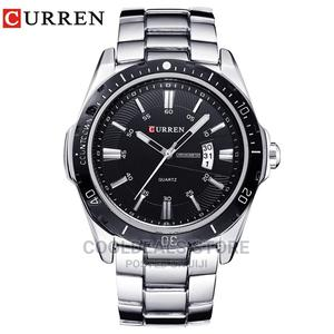 Quality CURREN Men's Business Causal Wrist Watches | Watches for sale in Lagos State, Ojota