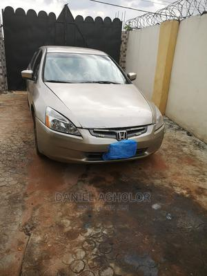 Honda Accord 2005 2.4 Type S Gold | Cars for sale in Delta State, Ika South
