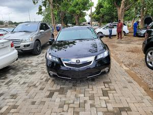 Acura TL 2012 SH-AWD Automatic Black   Cars for sale in Abuja (FCT) State, Gwarinpa