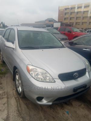 Toyota Matrix 2006 Silver   Cars for sale in Rivers State, Port-Harcourt