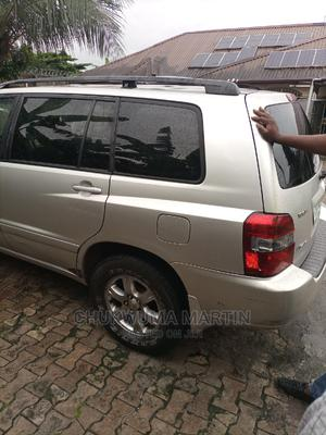 Toyota Highlander 2007 Silver   Cars for sale in Rivers State, Port-Harcourt
