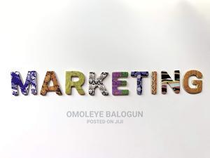 Marketing Executive   Advertising & Marketing CVs for sale in Lagos State, Ikeja