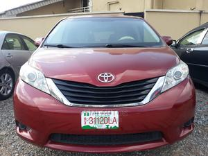Toyota Sienna 2011 LE 7 Passenger Red | Cars for sale in Lagos State, Ikeja