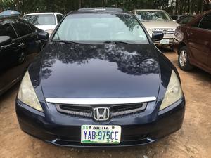 Honda Accord 2004 Blue | Cars for sale in Abuja (FCT) State, Gudu