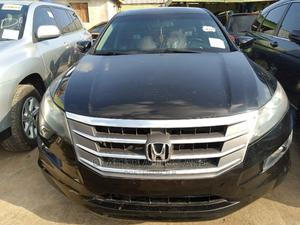 Honda Accord CrossTour 2010 EX-L AWD Black   Cars for sale in Lagos State, Agege