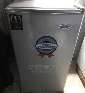 Haier Thermocool Refrigerator HR-134 | Kitchen Appliances for sale in Lagos State, Ajah