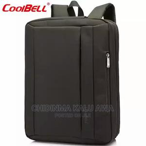 """Coolbell 3 in 1 Convertible Water-Resistant 17.3"""" Laptop Bag 