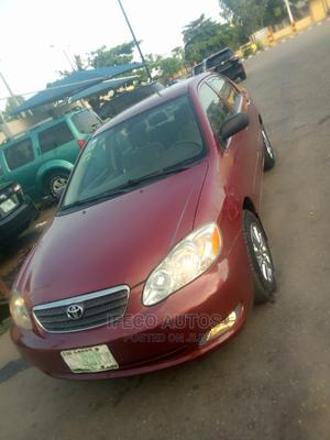 Toyota Corolla 2005 CE Red   Cars for sale in Lagos State, Ikeja