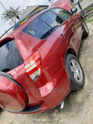 Toyota RAV4 2010 2.5 Red   Cars for sale in Delta State, Uvwie