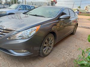 Hyundai Sonata 2012 Gray | Cars for sale in Lagos State, Abule Egba