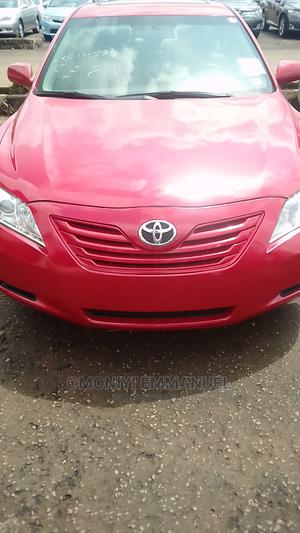 Toyota Camry 2008 Red   Cars for sale in Ondo State, Akure