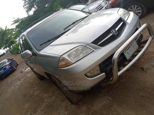 Acura MDX 2001 3.5L 4x4 Silver | Cars for sale in Abuja (FCT) State, Jabi