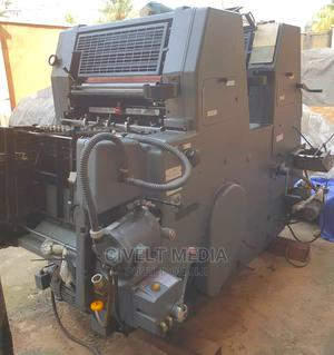 Heidelerg GTO 52. 2colour Printer | Printing Equipment for sale in Lagos State, Ifako-Ijaiye