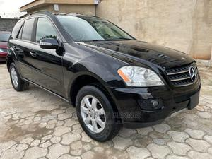 Mercedes-Benz M Class 2007 ML 350 4Matic Black | Cars for sale in Lagos State, Maryland