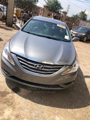 Hyundai Sonata 2011 Silver | Cars for sale in Lagos State, Ilupeju