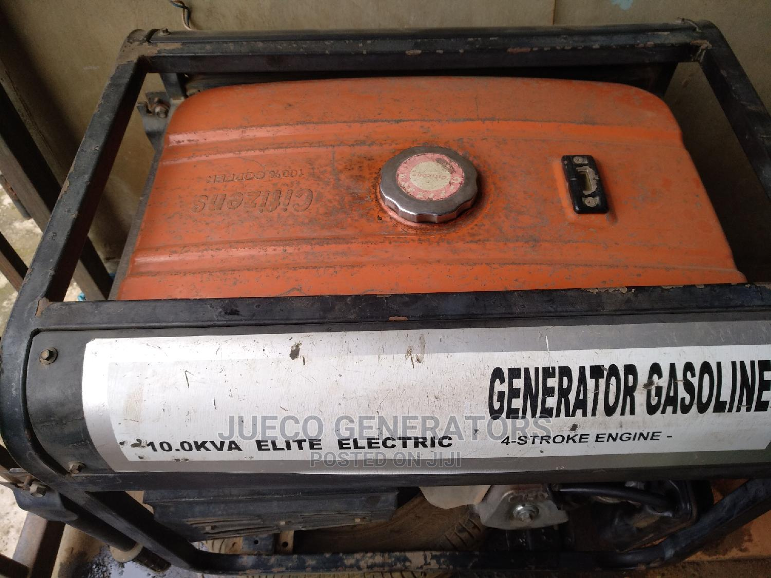 Firman Fpg8800e2r and Citizen 10kva Generator for Sale   Electrical Equipment for sale in Ikorodu, Lagos State, Nigeria