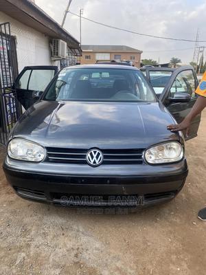 Volkswagen Golf 2004 Blue | Cars for sale in Lagos State, Ifako-Ijaiye
